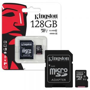 Kingston Micro SD 128GB Card Class10-in-Pakistan