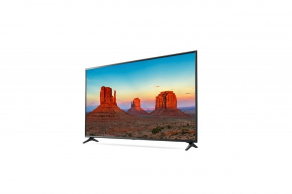 "LG 43"" 43UK6300 4K UHD SMART LED TV"