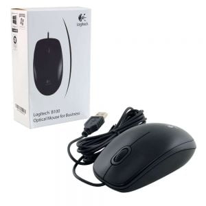 Logitech B100 Optical Mouse-in-Pakistan