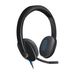 Logitech H540 USB Wired Headphone-in-Pakistan