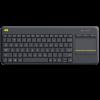 Logitech K400 + Wireless Touch Keyboard-in-Pakistan