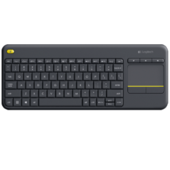 Logitech K400 + Wireless Touch Keyboard-in-Pakistan