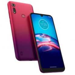 Motorola Moto E6s (4G, 2GB 32Gb Red) With Official Warranty
