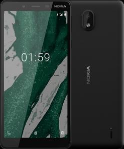 Nokia 1 Plus Dual Sim (4G, 1GB RAM, 8GB ROM, Black) With 1 Year Official Warranty