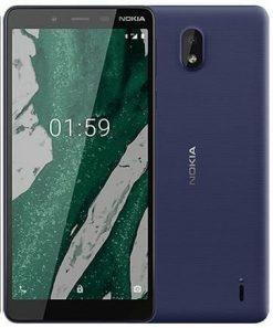 Nokia 1 Plus Dual Sim (4G, 1GB RAM, 8GB ROM, Blue) With 1 Year Official Warranty