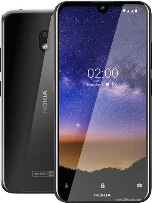 Nokia 2.2 Dual Sim (4G, 3GB RAM, 32GB ROM,Black) With 1 Year Official Warranty