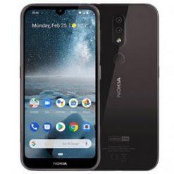 Nokia 3.2 (4G, 3GB RAM, 32GB ROM) Black With 1 Year Official Warranty