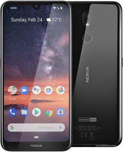 Nokia 3.2 Dual Sim (4G, 2GB RAM, 16GB ROM,Black) With 1 Year Official Warranty