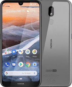 Nokia 3.2 Dual Sim (4G, 3GB RAM, 32GB ROM, Steel) With 1 Year Official Warranty
