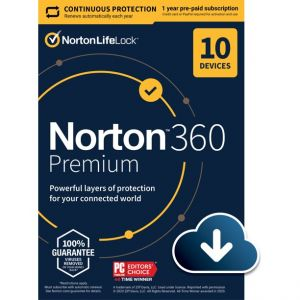 Norton Advanced Security 360Premium 10 Users (Key Only)-in-Pakistan