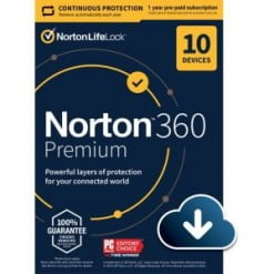 Norton Advanced Security 360 Premium 10 Users (Key Only)-in-Pakistan