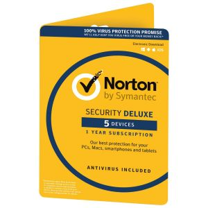 Norton Security Standard 5 Users-in-Pakistan