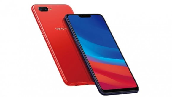 OPPO A12e Dual Sim (4G, 3GB, 64GB, Red) with Official Warranty