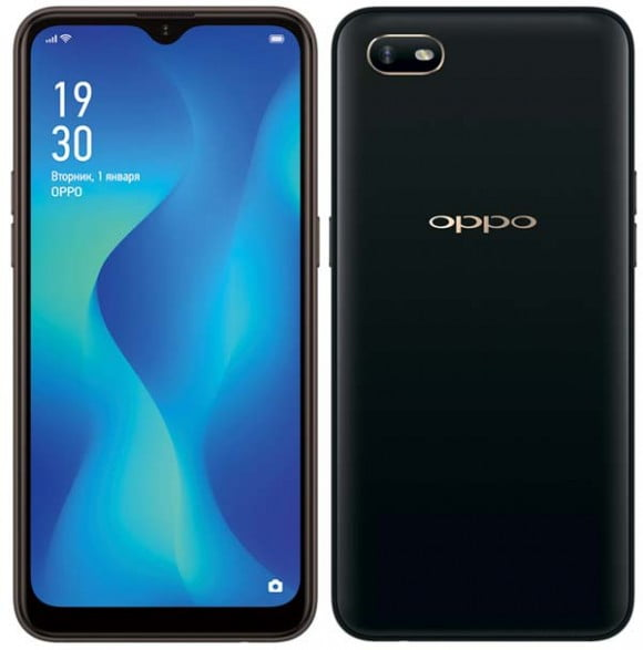 Oppo A1K (4G, 2GB RAM, 32GB ROM) Black With 1 Year Official Warranty