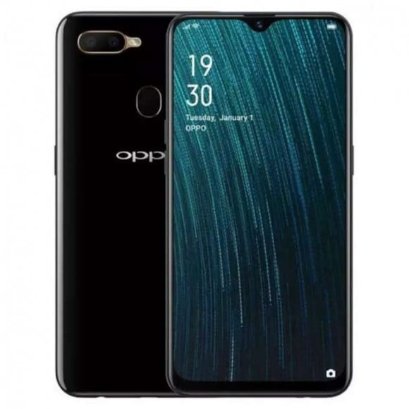 Oppo A5s (4G, 2GB RAM, 32GB ROM,Black) With Official Warranty
