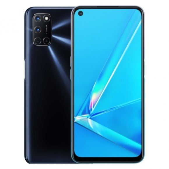 Oppo A92 (4G 8GB 128GB Black) With Official Warranty