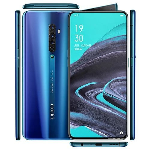Oppo Reno2 (4G, 8GB RAM,256GB ROM,Ocean Blue) with 1 Year Official Warranty