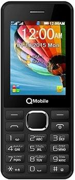 QMobile 3G Lite (Dual Sim, Black)