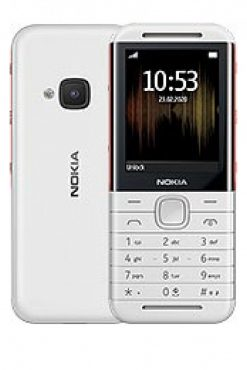 Nokia 5310 (2020) White/Red With Official Warranty