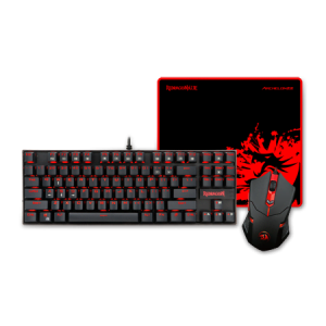 Redragon K552 Wired Gaming Pack (3 in 1)-in-Pakistan