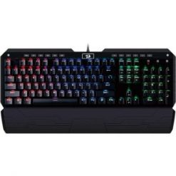 Redragon K555 Indra Wired Keyboard-in-Pakistan