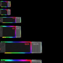 Redragon P025 Wireless Charegeable RGB Mouse Pad-in-Pakistan