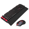 Redragon S102 Wired Gaming Keyboard + Mouse-in-Pakistan