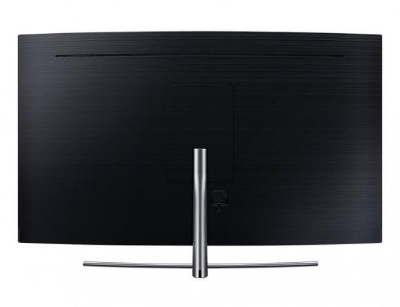 "Samsung 55"" 55Q8CN CURVED UHD 4K SMART QLED TV 2018 (1 Year Official Warranty)"
