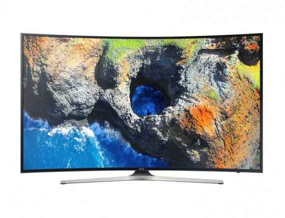 "Samsung 65"" 65MU7350 4K CURVED SMART LED TV ( 1 Year Official Warranty )"