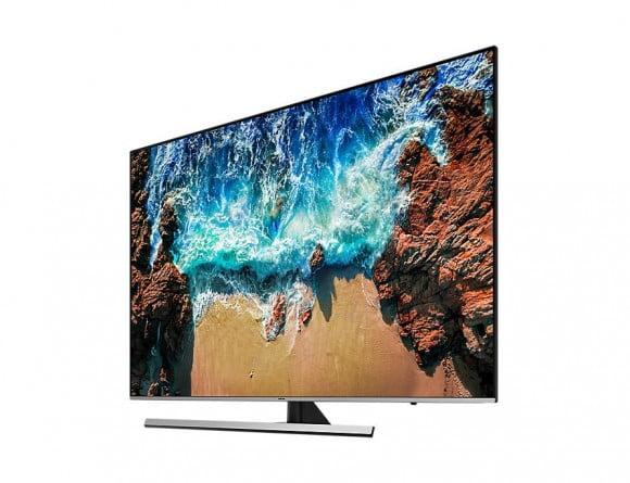 """Samsung 65"""" 65NU8000 Super UHD 4K SMART LED TV (1 year official warranty)"""