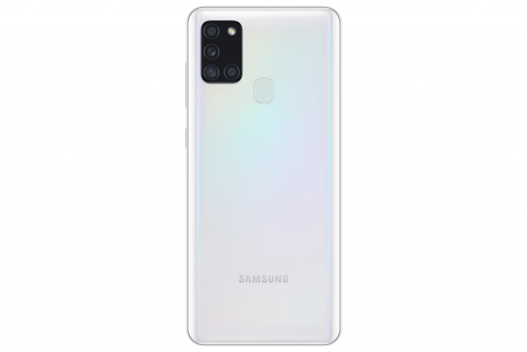 Samsung Galaxy A21s (4G 4GB 64GB white) With Official Warranty