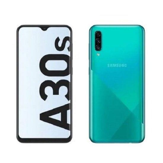 Samsung Galaxy A30s (4G, 4GB RAM, 128GB ROM,Green) With Official Warranty