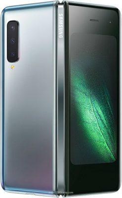 Samsung Galaxy Fold (5G, 12GB RAM, 512GB ROM, Space Silver) - Non PTA