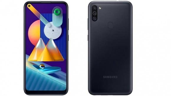 Samsung Galaxy M11 (4G 3GB 32GB Black) With Official Warranty