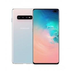 Samsung Galaxy S10 Dual Sim (4G, RAM 8GB - ROM 128GB, White) - PTA Approved