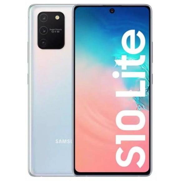 Samsung galaxy S10 lite Dual Sim (4G, 8GB, 128GB, Prism White) With Official Warranty