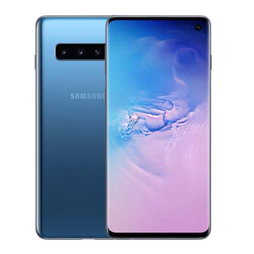 Samsung Galaxy S10 Plus Dual Sim (4G, 8GB RAM, 128GB ROM, Blue) - PTA Approved