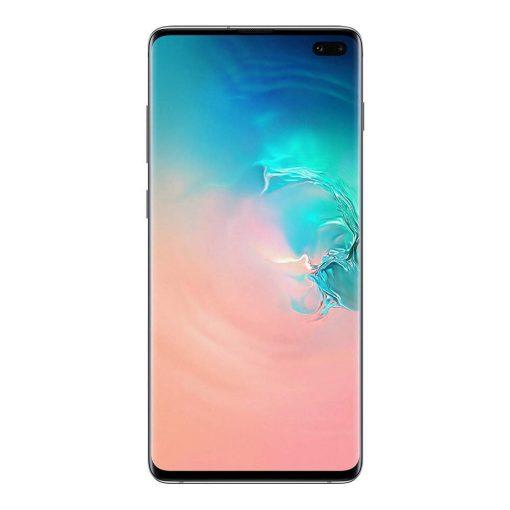 Samsung Galaxy S10 Plus Dual Sim (4G, 8GB RAM, 128GB ROM, White) - Non PTA