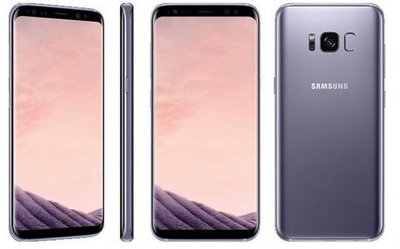 Samsung Galaxy S8 Plus Single Sim (4G, 64GB, Orchid Gray) - PTA Approved