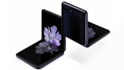 Samsung Galaxy Z Flip (4G, 8GB, 256GB, Mirror Black) - Non PTA