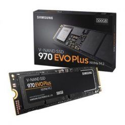 Samsung SSD 500GB 970 EVO PLUS NVMe M.2-in-Pakistan