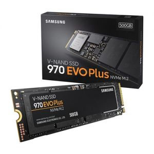 Samsung SSD 500GB 970 EVO PLUS NVMe M.2-in-Pakistan