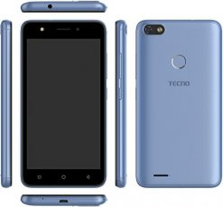 TECNO POP 2F Dual Sim (3G, 1GB RAM, 8GB ROM,Blue) With 1 Year Official Warranty