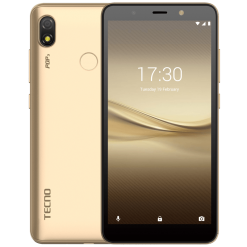 Tecno Pop 3 (3G, 1GB, 16GB, Gold) With Official Warranty