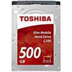 """Toshiba 500GB 2.5"""" Hard Drive-in-Pakistan"""