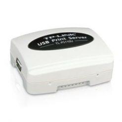Tplink TL-PS110U Single USB2.0 Port Fast Ethernet Print Server-in-Pakistan