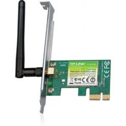 Tplink TL-WN781ND 150Mbps Wireless N PCI Express Adapter-in-Pakistan