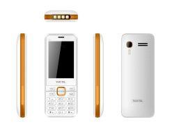 VGO TEL I12 White Orange with Official Warranty