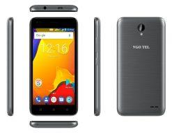 VGO TEL OCEAN 8, 1GB, 8GB - GREY - Official Warranty