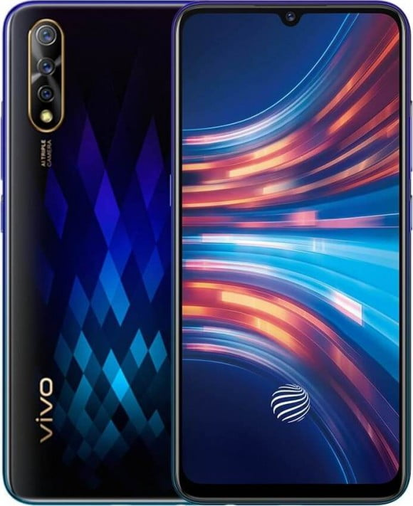 VIVO S1 Dual Sim (4G, 4GB RAM, 128GB ROM,Diamond Black) 1 Year Official Warranty